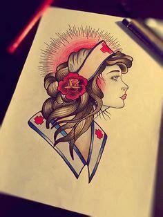 registered nurse tattoo correctional nurse skin ink