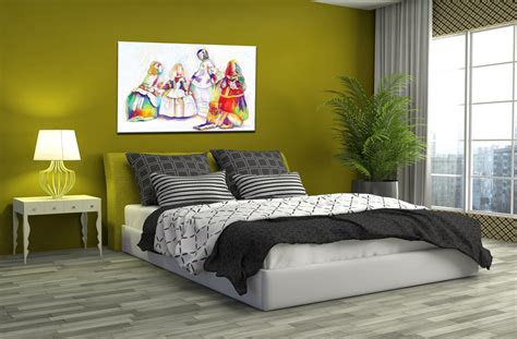 cuadros  dormitorios clasicos excellent cuadros