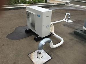 Installation D Une Climatisation : installation d 39 un mono split ~ Nature-et-papiers.com Idées de Décoration