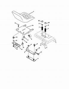 32 Husqvarna Gt2254 Drive Belt Diagram
