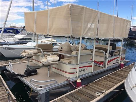 Boats For Sale In Senecaville Ohio by Bass Buggy Pontoon Boats For Sale
