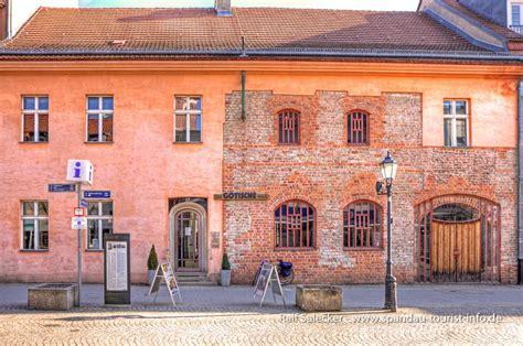 Gotisches Haus  Spandaus Und Berlins ältestes Bürgerhaus