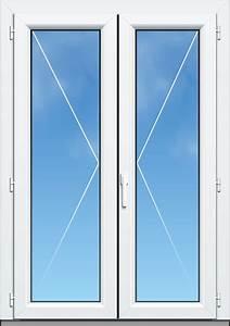 Porte Fenetre Pvc 2 Vantaux : porte fen tre pvc a70 l gance 2 vantaux ~ Nature-et-papiers.com Idées de Décoration