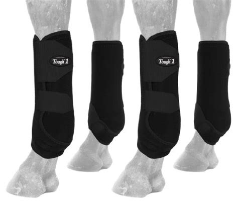 boots horse leg wraps velcro vented tough extreme sport jt international medium alternative called