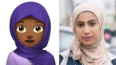 teen hijab emoji wanted emoji cnn