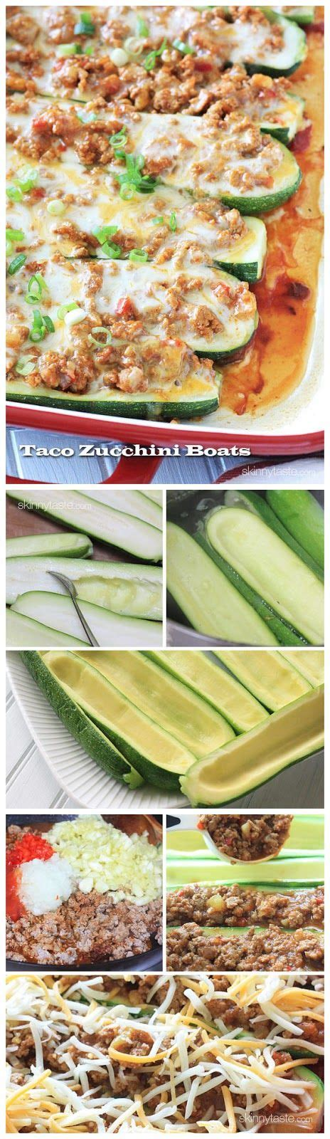 Taco Courgette Boats by Taco Stuffed Zucchini Boats The Cheese Taco Stuffed