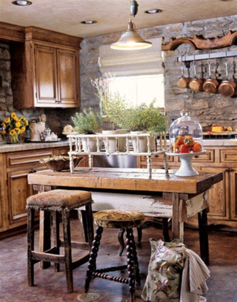 rustic kitchen decorating ideas