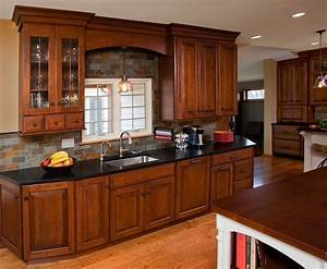 Traditional Kitchen Designs And Elements