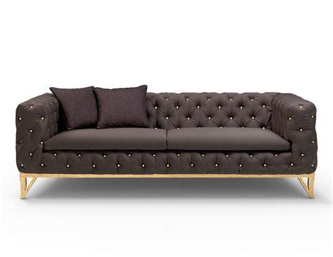 Black Velvet Loveseat by Buy Stylish Milan Black Velvet Sofa Designer Black