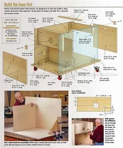 Sanding Table Plans • WoodArchivist