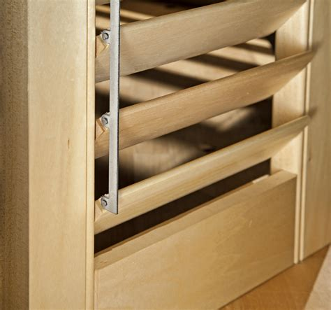 build wood shutters   woodworking