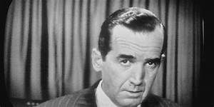 journalistic style 60 years ago edward r murrow took down joseph mccarthy