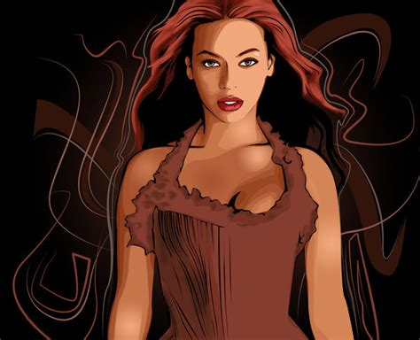 Cartoon Pictures Of Beyonce Knowles