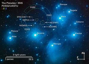 Pleiades Star Cluster: Messier 45 | Constellation Guide