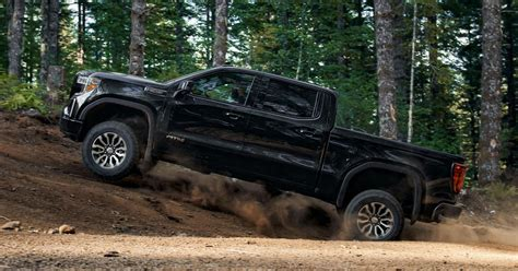 gmc sierra   road performance package beefs