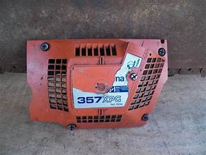 Husqvarna 357xp Chainsaw Starter Cover Only