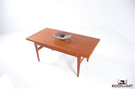 Sofa Dining Table kai kristiansen sofa dining table in teak room of art