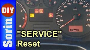 Service Indicator Reset - Seat Leon 1m    Toledo 2