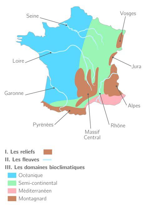 Carte Des Reliefs De à Compléter by Kartable 3 232 Me G 233 Ographie Sp 233 Cifique Exercices