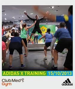 Club Med Gym : test du adidas x training au club med gym ~ Medecine-chirurgie-esthetiques.com Avis de Voitures