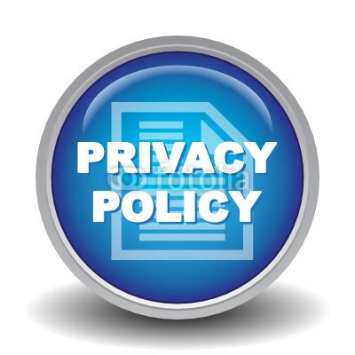 """privacy Policy Icon"" Stock Image And Royaltyfree Vector"