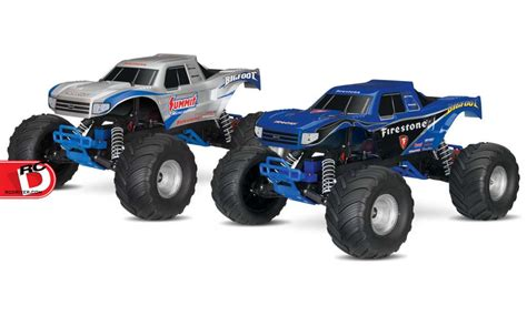new bigfoot monster truck bigfoot the original monster truck rc driver