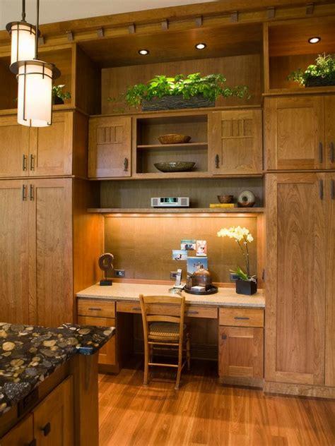 built in desk in kitchen ideas love it or leave it the built in kitchen desk
