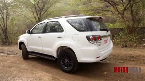 toyota motors india new 2015 toyota fortuner 4x4 automatic review motor