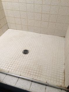 repair cracked grout  shower walls