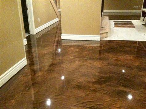 Epoxy Basement Floor Paint Bubbling Epoxy Basement Floor