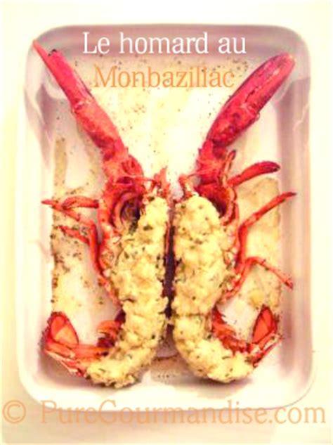 comment cuisiner le homard cuit surgelé comment cuisiner homard surgele