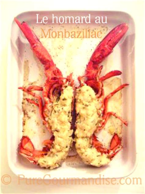 cuisiner le homard comment cuisiner homard surgele