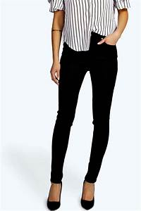 Lara Super High Waisted Skinny Tube Jeans