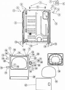 This Is About A Maytag Mde4658ayw Dryer That Is Not