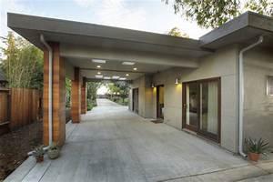 Carport Modern Exterior Sacramento By MAK Design