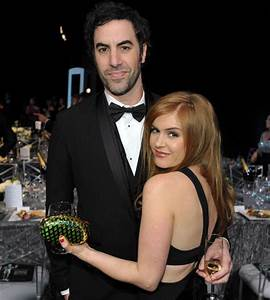 Isla Fisher rules out working with husband Sacha Baron ...