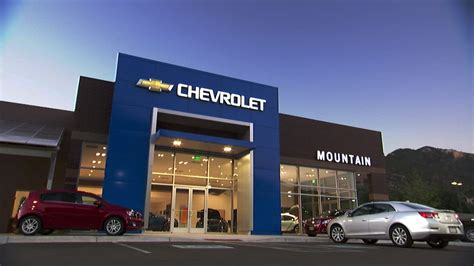 mountain chevrolet car dealers  hwy  glenwood