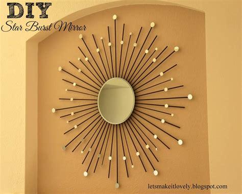 diy starburst mirror favecraftscom