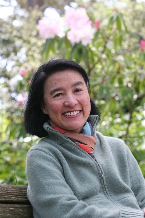gail tsukiyama author   samurais garden