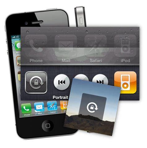 iphone rotate screen understanding iphone screen rotation lock solsie