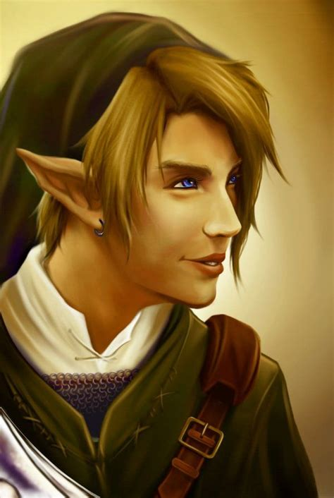Realistic Link Realistic Link Zelda Drawing Realistic