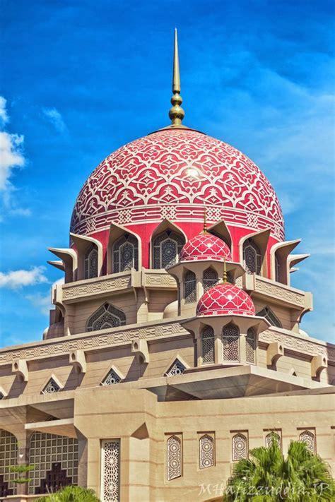 putra mosque putrajaya malaysia travel