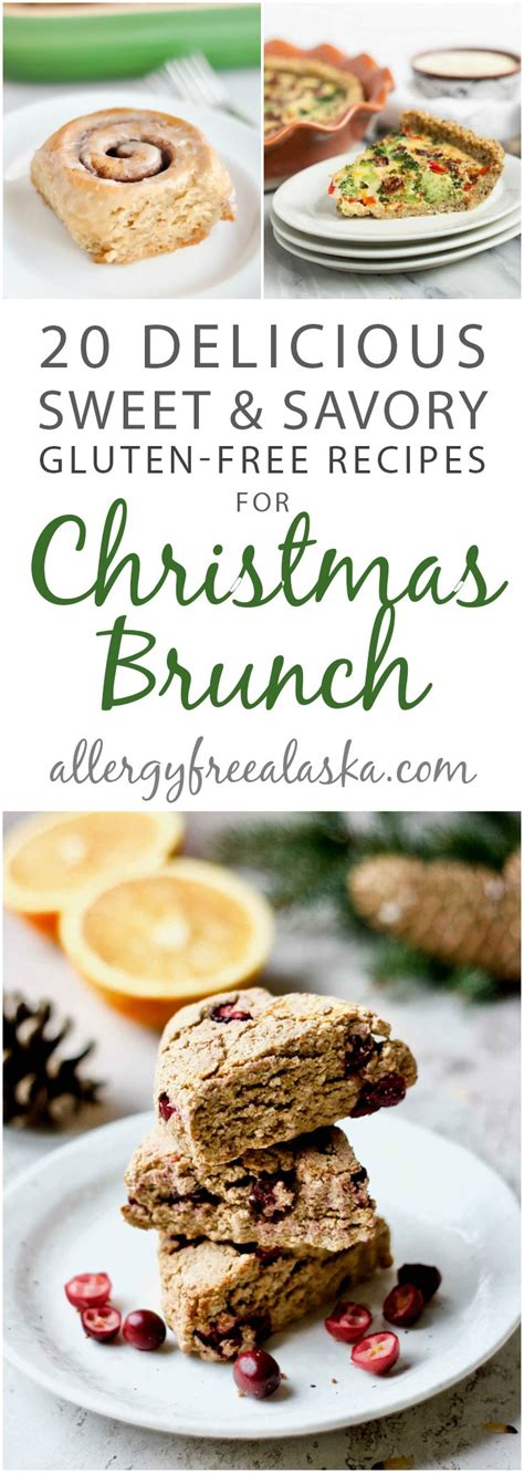 If you need proof that salads don't have to be boring, this easy recipe is it! 20 Delicious Sweet & Savory Gluten-Free Christmas Brunch ...