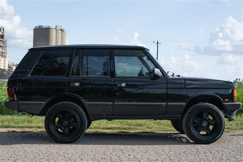 We took this new defender 90 xs station wagon finished in very rare havana pearl flip paint finish which gives you a. 1995 LS Swapped Range Rover Classic SWB For Sale   Car And ...