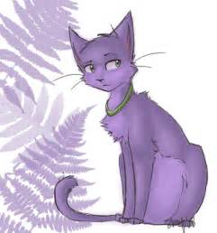 purple cat purple cat by stripedkitty on deviantart