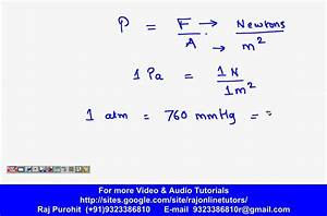 Pressure Definition & Formula.wmv - YouTube