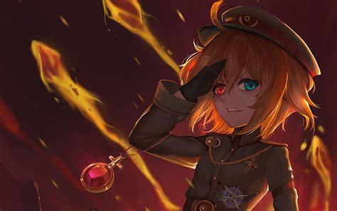 Evil Anime Wallpaper - youjo senki hd wallpaper background image 1920x1200