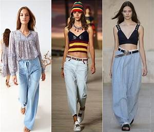 Jeans Latest Fashion Trends Spring