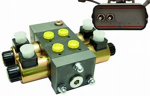 Distributeur Hydraulique Commande Electrique : verin hydraulique atos ~ Medecine-chirurgie-esthetiques.com Avis de Voitures