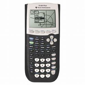 Texas Instruments Graphing Calculator - Black (TI-84 ...